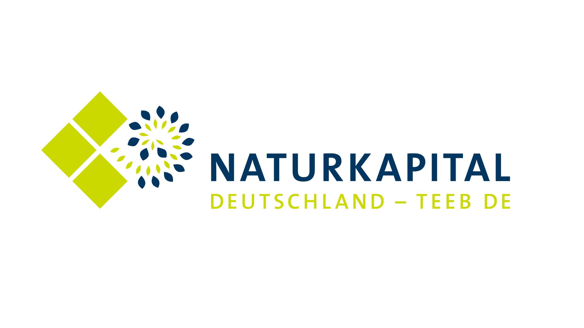 Logo-Naturkapital Deutschland - TEEB DE